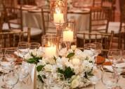 alquiler de sillas y mesas para todo tipo de event