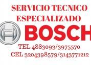 Servicio tecnico de lavadoras bosch