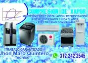 Tecnico de frigeracion y aire acondicionado