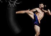 Aprende artes marciales, acacÌas, meta