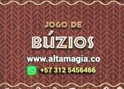 Altamagia, consulta con los caracoles