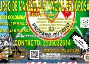 ACTUALIZACIÓN CURSO MANEJO DEFENSIVO, SUSTANCIAS PELIGROSAS