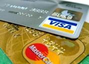 Tarjetas de creditos internacionales