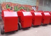 Mezcladoras  para concreto 2b gasolina