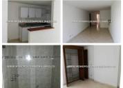 Apartamento en venta - sector fatima, belen cod:-*