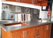 Fabricamos cocinas,closets,muebles de baño,cabinas