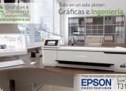 Venta de ploter de escritorio epson t3170 de 60 cm