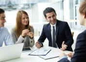 Oferta de trabajo en horarios flexibles