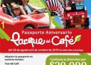 Parque del cafÉ, una experiencia para no perderse