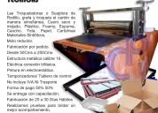 Termoformadora 50x70 cms