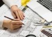 Servicios de dibujo lineal y dibujo tÉcnico, manua