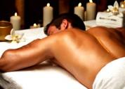 Masajito profesional caliente cuerpo a cuerpo