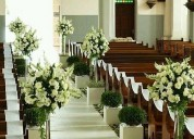 Extraordinaria decoraciÓn para tu matrimonio