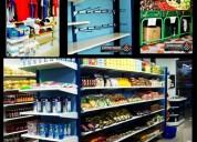 Montajes para supermercados