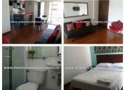 apartamento amoblado en alquiler - villa del carme