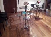 alquiler de mesas y sillas para eventos en bogota