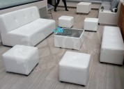 Alquiler de mobiliario para eventos en bogotá