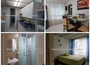Apartamento amoblado en renta - santa monica ii  c