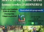 Jardinero,paisajista,limpieza guadaña suba bogota