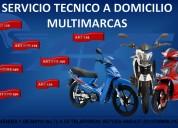 TÉcnico de motos a domicilio multimarcas