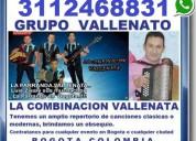 ⭐ grupo vallenato, parranda, carnavalito, celebrac
