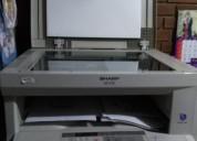 Fotocopiadora sharp r-5015