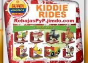 ⭐ kiddie rides, carruseles, carros electricos niño