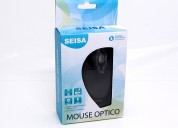 Mouse optico led mini luminoso de 1000 dpi dn-x814