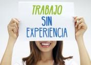 Sin experiencia se puede