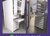 Estanterias metalicas usadas