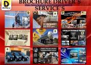 Brochure servicios y cursos