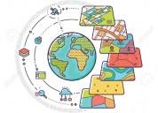 Aprende sistemas de información geográfica básico