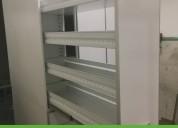Mobiliario copidrogas, eps, ips, farmacias usados