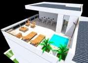 Penthouse duplex.