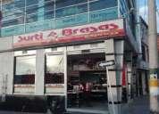 Vendo asadero esquinero ubicado en madrid.