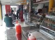 Se vende panaderia excelente ubicacion