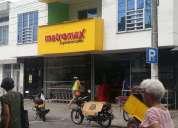 Vendo supermercado metromax