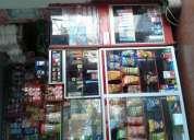 Vendo tienda economica