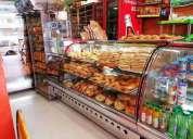 Excelente panaderia cafeteria