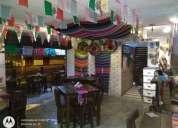 Se vende excelente restaurante mexicano acreditado