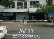 Excelente bodega propiedad alta mixtura avenida 33