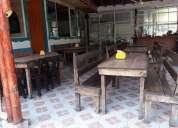 Se venden mesa de madera