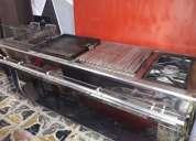 Inmueble comercial estufa cocina congelador
