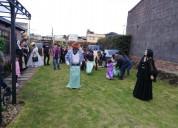 Fiestas infantiles en sede campestre -