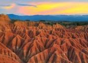 Descubre y vive el desierto de la tatacoa?