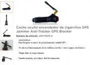 Bloqueador de señal gps