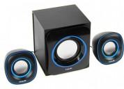 Parlantes bafles havit multimedia speaker 2.1 usb