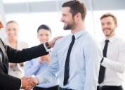 Convocatoria de trabajo con o sin experiencia