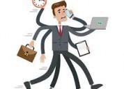 Trabaja y estudia (beca empresarial)