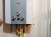 Reparacion y mantenimiento de calentadores de agua